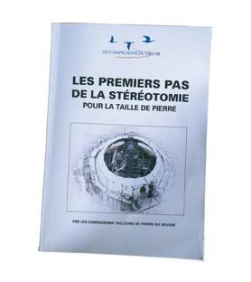 Les premiers pas de stéréotomie