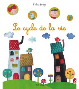 """Le cycle de la vie (recharge du coffret """"Le deuil expliqué aux enfants"""" x 5 exemplaires)"""