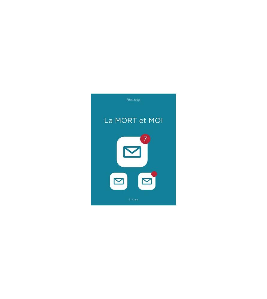 """La mort et moi (recharge du coffret """"Le deuil expliqué aux enfants"""" x 5 exemplaires)"""