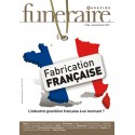 Funéraire Magazine n°304 1-2/2021