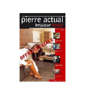 La collection Pierre Actual Belgique (11 numéros)
