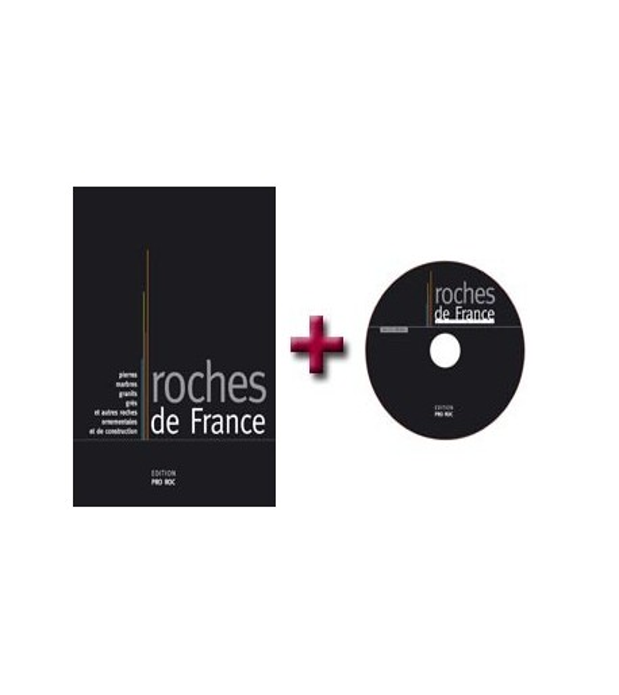 "Pack ""Roches de France"""