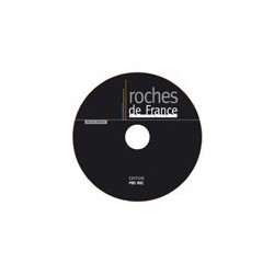 Roches de France - CD Rom